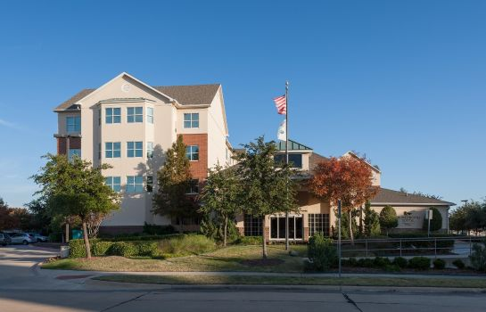Vista exterior Homewood Suites by Hilton Irving-DFW Airport