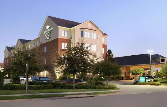 Exterior view Homewood Suites by Hilton Irving-DFW Airport