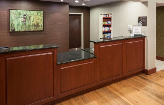 Hol hotelowy Homewood Suites by Hilton Irving-DFW Airport