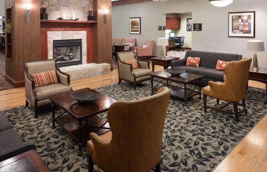 Lobby Homewood Suites by Hilton Irving-DFW Airport