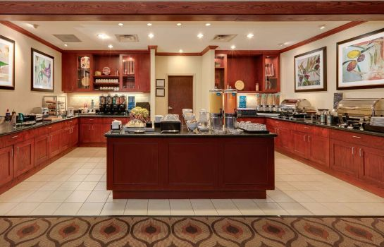 Restaurant Homewood Suites by Hilton Irving-DFW Airport