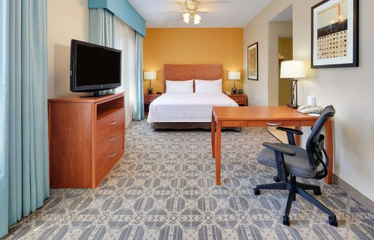 Chambre Homewood Suites by Hilton Irving-DFW Airport