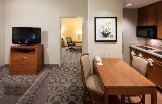 Pokój Homewood Suites by Hilton Irving-DFW Airport
