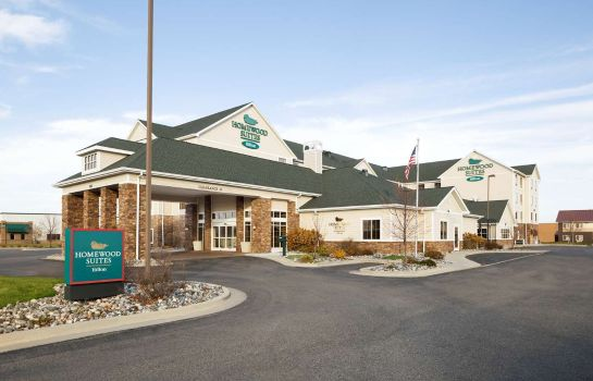 Exterior view Homewood Suites by Hilton Fargo