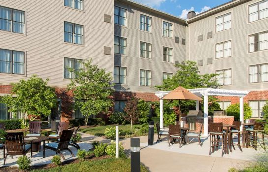 Exterior view Homewood Suites by Hilton Lexington-Hamburg