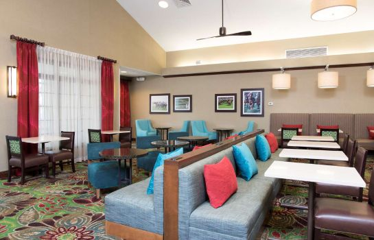 Restauracja Homewood Suites by Hilton Lexington-Hamburg