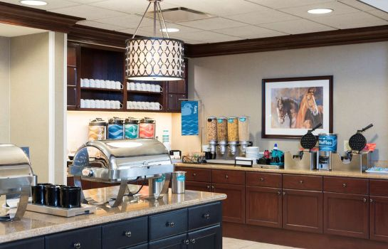 Restaurant Homewood Suites by Hilton Lexington-Hamburg