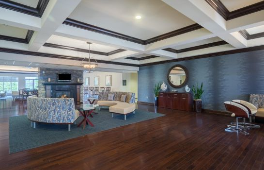Hall de l'hôtel Homewood Suites by Hilton Louisville-East