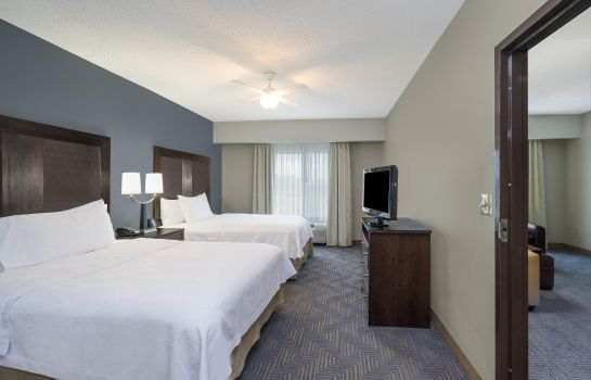 Zimmer Homewood Suites by Hilton Louisville-East