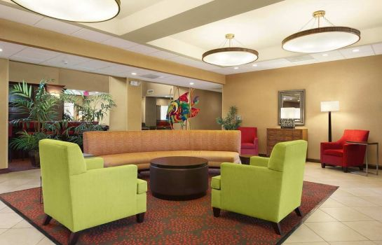 Hotelhalle Homewood Suites by Hilton Tampa-Brandon