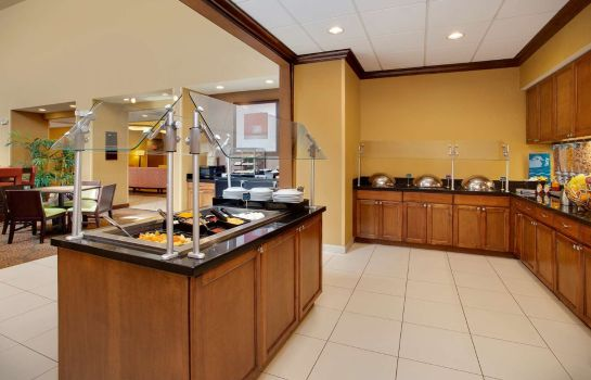 Restauracja Homewood Suites by Hilton Tampa-Brandon