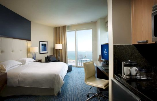 Suite Hilton Fort Lauderdale Beach Resort