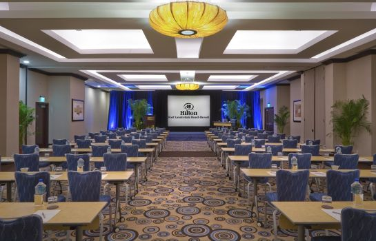 Congresruimte Hilton Fort Lauderdale Beach Resort