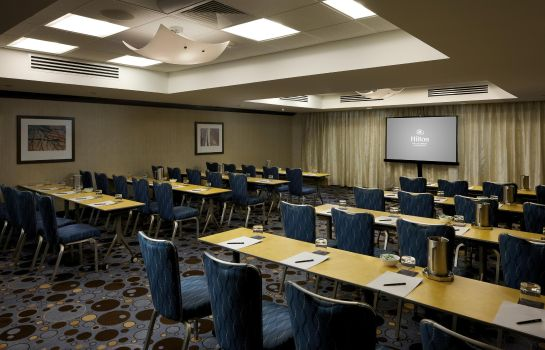 Conference room Hilton Fort Lauderdale Beach Resort