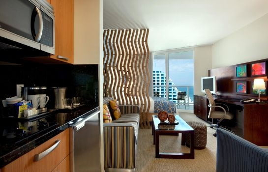 Kamers Hilton Fort Lauderdale Beach Resort