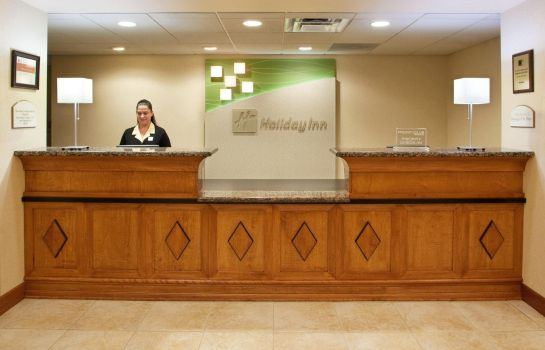 Hotelhalle Holiday Inn & Suites ANN ARBOR UNIV. MICHIGAN AREA