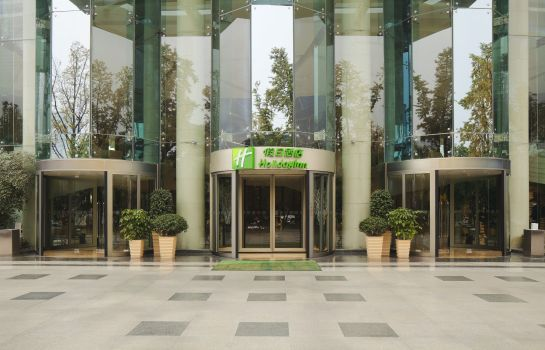 Buitenaanzicht Holiday Inn CHENGDU CENTURY CITY-WESTTOWER