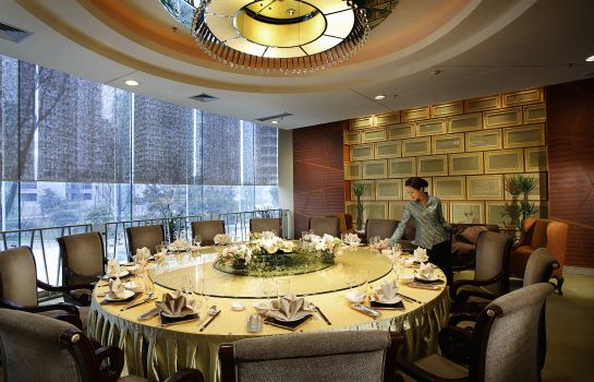 Restaurant Holiday Inn CHENGDU CENTURY CITY-WESTTOWER