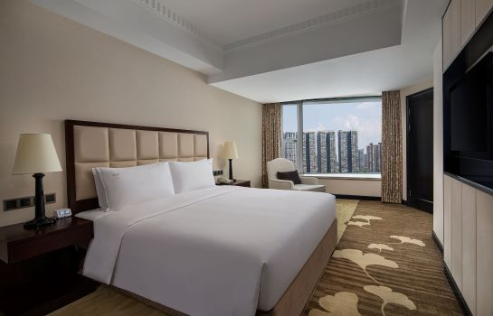 Suite Holiday Inn CHENGDU CENTURY CITY-WESTTOWER