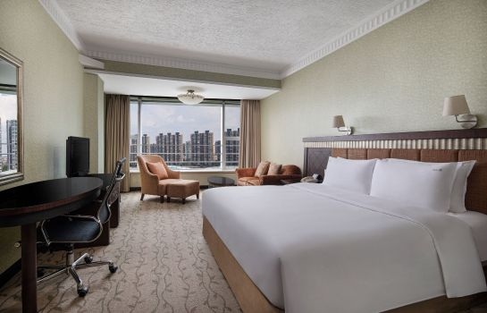 Pokój Holiday Inn CHENGDU CENTURY CITY-WESTTOWER
