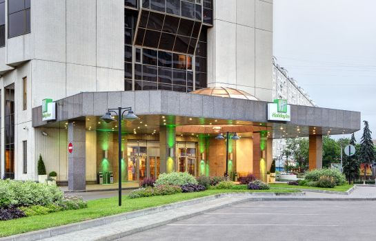 Exterior view Holiday Inn MOSCOW - SOKOLNIKI