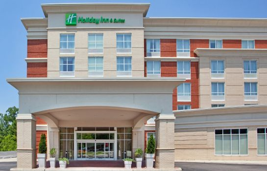 Außenansicht Holiday Inn & Suites WILLIAMSBURG-HISTORIC GATEWAY