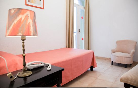 Chambre individuelle (standard) Hotel Don Quijote