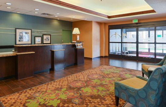 Hall de l'hôtel Hampton Inn - Suites Albuquerque-Coors Road