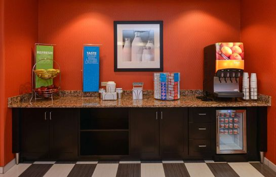 Restaurant Hampton Inn - Suites Albuquerque-Coors Road