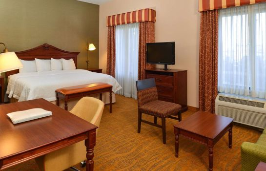Suite Hampton Inn - Suites Albuquerque-Coors Road