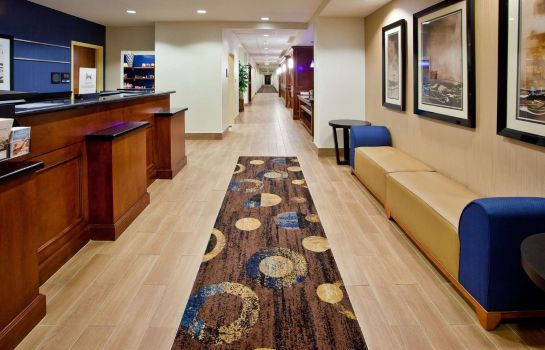 Hotelhalle Hampton Inn - Suites ATL-Six Flags