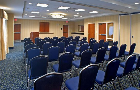 Sala de reuniones Hampton Inn - Suites ATL-Six Flags