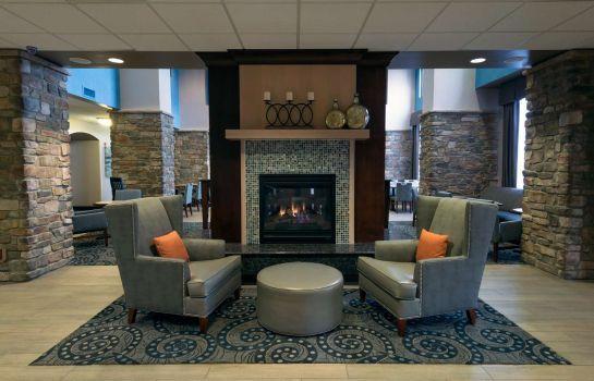 Hotelhalle Hampton Inn & Suites Colorado Springs-Air Force Academy-I-25