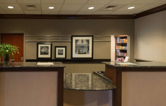 Hotelhalle Hampton Inn - Suites Colorado Springs-Air Force Academy-I-25