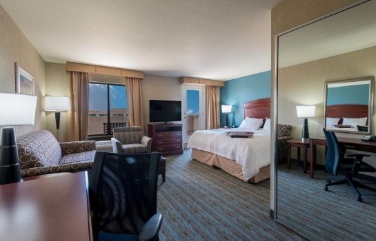 Suite Hampton Inn & Suites Colorado Springs-Air Force Academy-I-25