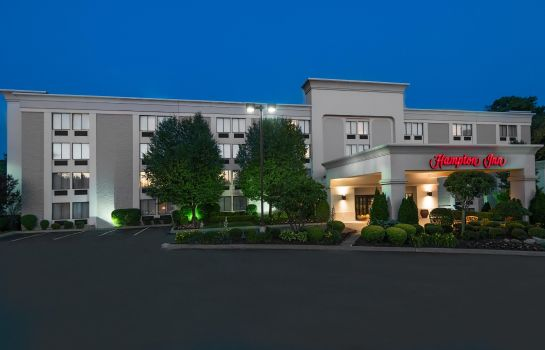 Exterior view Hampton Inn Danbury