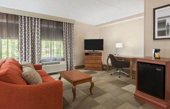 Suite Hampton Inn Danbury