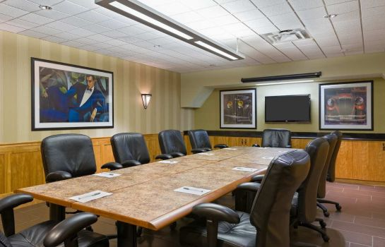 Conference room Hampton Inn Danbury
