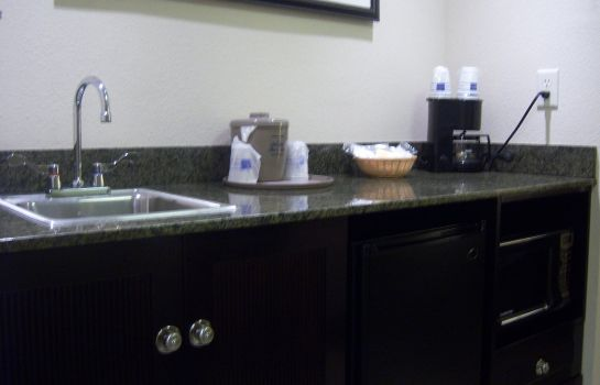 Hotel-Bar Hampton Inn - Suites Houston-Bush Intercontinental Aprt