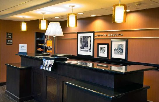 Hotelhalle Hampton Inn - Suites Houston-Bush Intercontinental Aprt