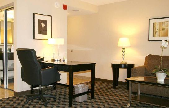 Suite Hampton Inn - Suites Houston-Bush Intercontinental Aprt