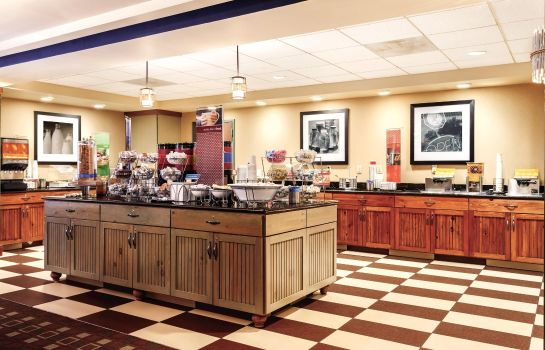 Restaurant Hampton Inn - Suites Lake George
