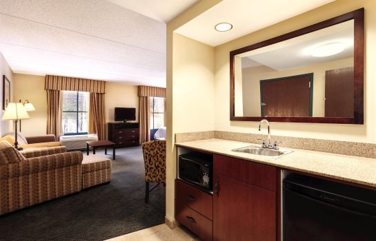 Suite Hampton Inn - Suites Lake George