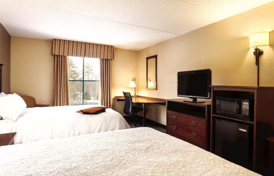 Zimmer Hampton Inn - Suites Lake George