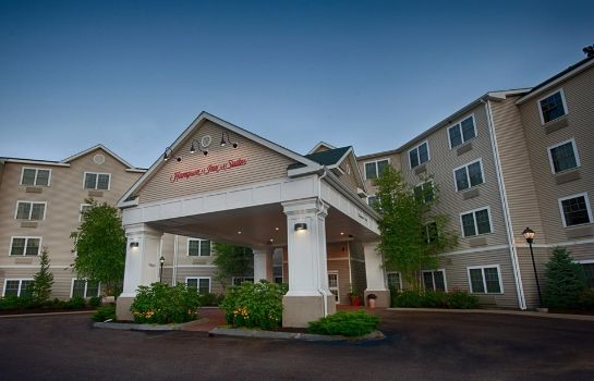 Vista exterior Hampton Inn - Suites North Conway
