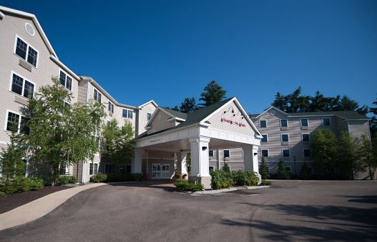Außenansicht Hampton Inn - Suites North Conway