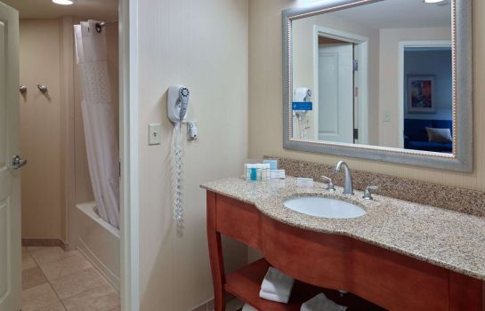 Zimmer Hampton Inn - Suites North Conway