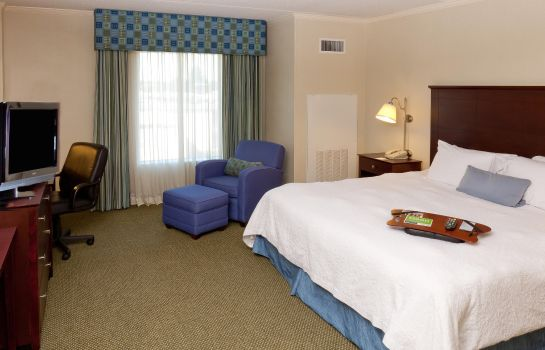 Zimmer Hampton Inn South Plainfield-Piscataway