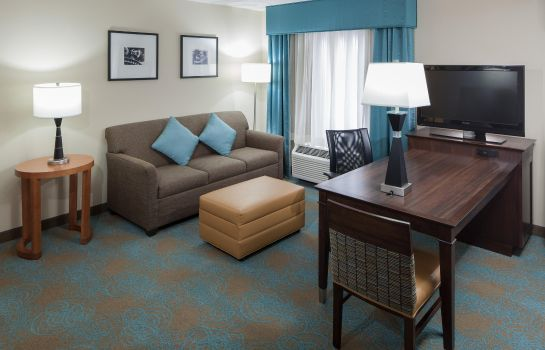 Suite Hampton Inn & Suites St. Louis at Forest Park