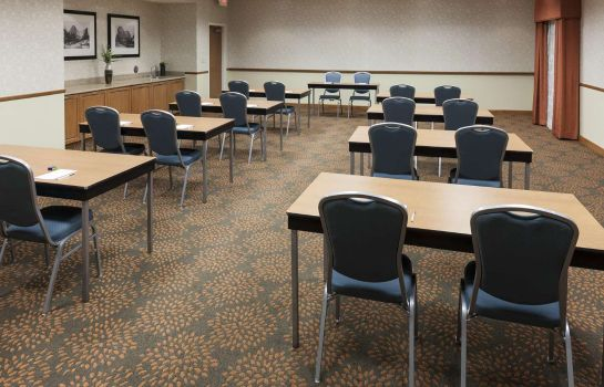 Conference room Hampton Inn & Suites St. Louis at Forest Park